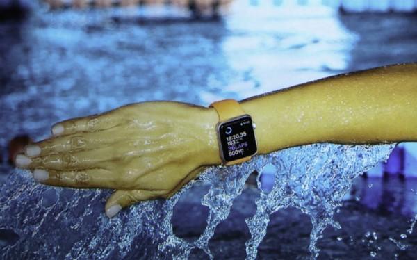 Apple Watch 2 ra mắt với nhiều tính năng mới.
