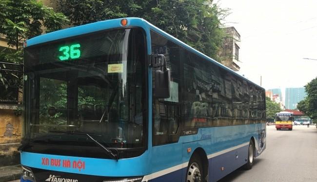 Hà Nội đưa hoàng loạt xe buýt có wifi vào hoạt động - (Ảnh minh họa)