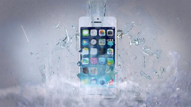 iPhone 7 chống nước nhưng Apple sẽ không bảo hành nếu bị hỏng vì nước.