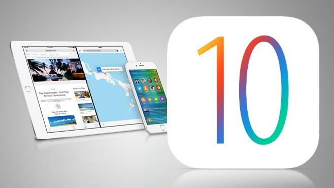 10 tính năng mới đáng giá để nâng cấp trên iOS 10.