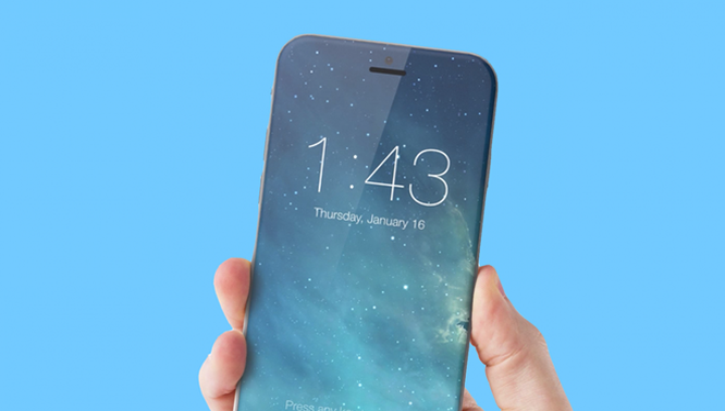 iPhone 8 sẽ sở hữu thiết kế hoàn toàn mới.