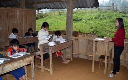 Sở Sở GD-ĐT Quảng Trị đề nghị miễn học phí cho 16.000 học sinh vùng biển- (Ảnh minh họa).