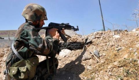 40 phiến quân bị tiêu diệt ở phần rìa phía Bắc thành phố Aleppo.