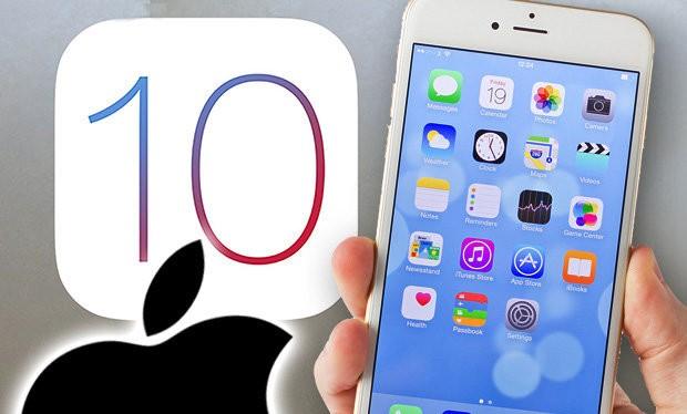 Hơn 33% thiết bị đã nâng cấp lên iOS 10.