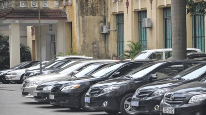 Bộ Tài chính khoán phí sử dụng xe công- (Ảnh minh họa).