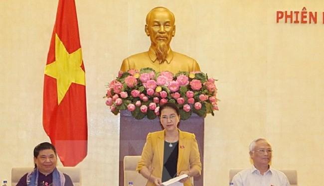 Chủ tịch Quốc hội Nguyễn Thị Kim Ngân - (Nguồn Internet)