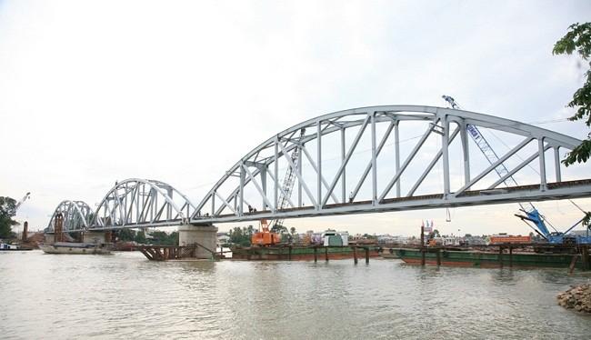 Tổng công ty Đường sắt Việt Nam đang nợ hơn 471 tỷ đồng các nhà thầu thi công từ năm 2013- (Ảnh minh họa).