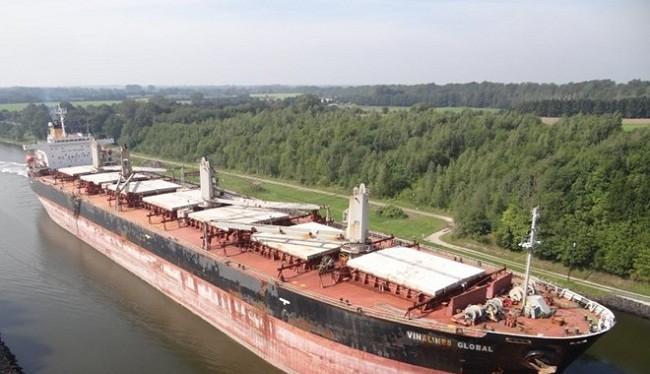 Tàu Vinalines Global bán chỉ bằng 3,7% giá mua - (Nguồn Internet)