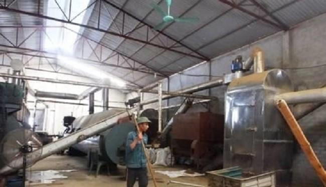 Nhà máy sản xuất bột cá tỉnh Cà Mau - (Nguồn Internet)