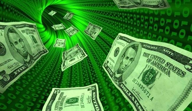 Các ngân hàng đẩy mạng việc chuyển tiền nhanh - (Ảnh minh họa)