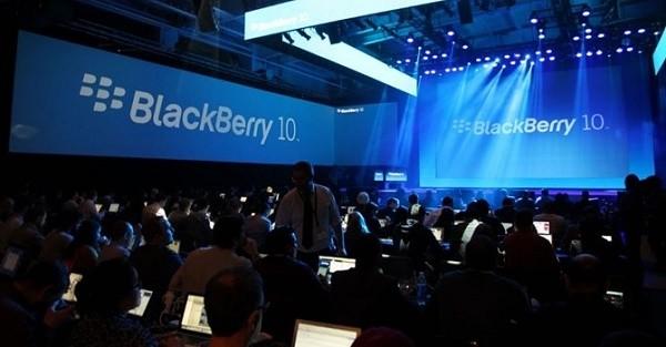 Những sự kiện của BlackBerry đã từng thu hút rất nhiều sự chú ý.