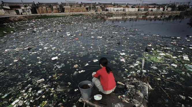 Trong giai đoạn 2011 - 2015, tình trạng ô nhiễm môi trường ở Việt Nam gia tăng - (Ảnh minh họa)