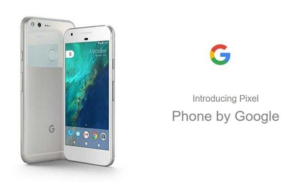 """Google Pixel sẽ là thương hiệu smartphone mới của """"Gã khổng lồ tìm kiếm"""", thay thế cho dòng Nexus """"thần thánh""""."""