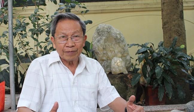 Ông Lê Văn Cương, Thiếu tướng, nguyên Viện trưởng Viện Nghiên cứu Chiến lược, Bộ Công an- (Ảnh: ĐK).