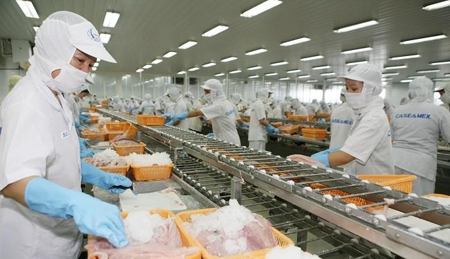 Thủy sản Việt Nam bị cảnh báo dư kim loại nặng - (Ảnh minh họa)
