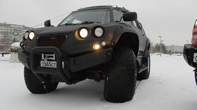 Viking 29031 hiện có nhiều nơi mà ngay cả những mẫu xe việt dã tốt nhất của Land Rover hay Jeep cũng không thể đặt chân đến. Do đó, con người vẫn phải tiếp tục nghiên cứu và phát triển những mẫu xe có thể vượt qua mọi địa hình trên thế giới. Mới nhất tron