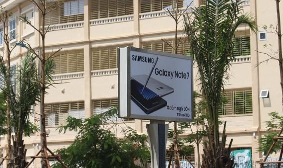 Dừng sản xuất Samsung Galaxy Note 7 tại Việt Nam- (Ảnh: ĐK).
