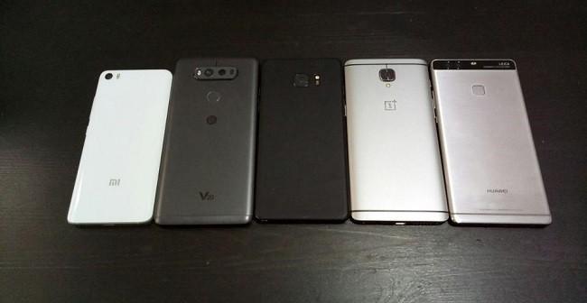 Còn có rất nhiều smartphone khác đáng giá để thay thế Note 7.