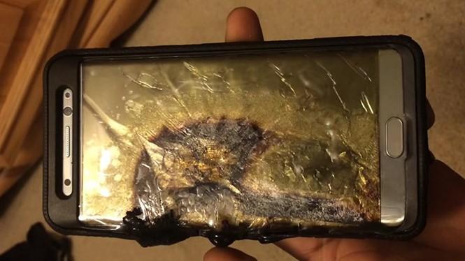 Sự cố cháy nổ của Samsung là do pin