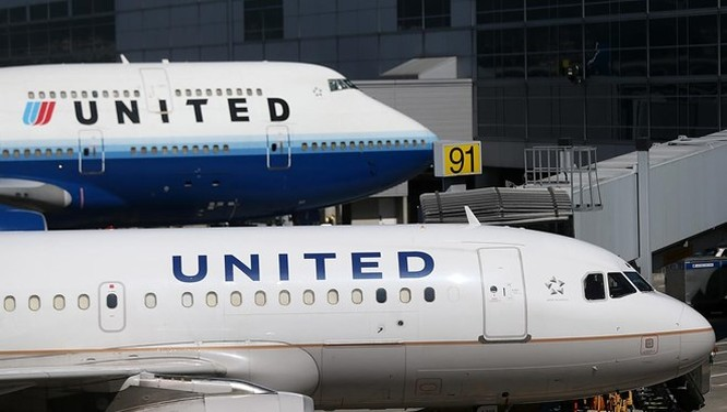 Hàng nghìn hành khách của United Airlines trên toàn thế giới đã bị chậm chuyến.