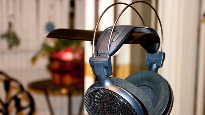 Tai nghe Audio Technica ATH-AD2000