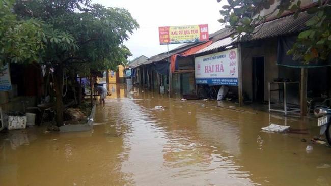 Hà Tĩnh thiệt hại trên 994 tỷ đồng sau mưa lũ.