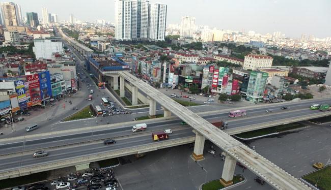 Đường sắt Cát Linh - Hà Đông