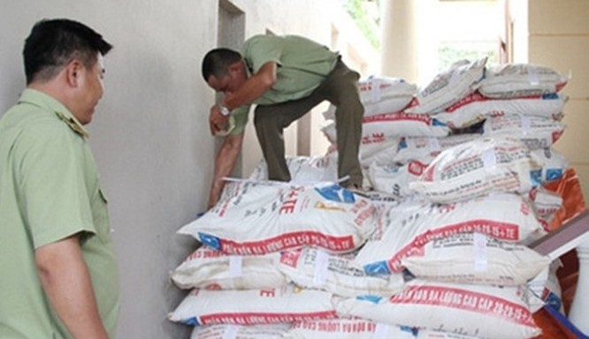 Thị trường phân bón của Việt Nam đang rất hỗn loạn - (Ảnh minh họa)