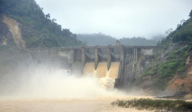 Thủy điện Hố Hô
