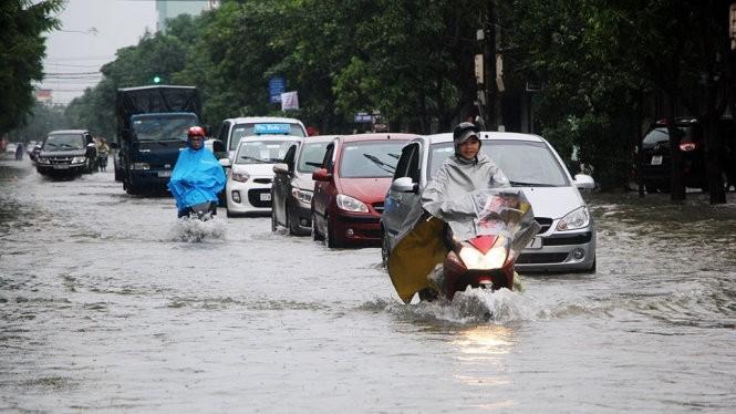 Theo dự báo lũ trên các sông ở Quảng Bình có khả năng lên cao- (Ảnh minh họa).