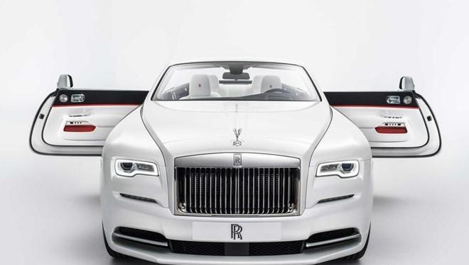 Rolls-Royce Dawn – Inspired by Fashion