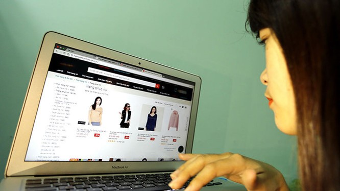 Thương mại điện tử VN nói riêng và ASEAN nói chung chưa phát triển tương xứng với tiềm năng- (ẢNH: TRUNG DUNG).