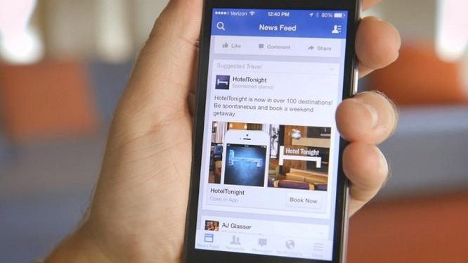 Facebook cũng đang tiếp tục mở rộng sang nghiên cứu các lĩnh vực kinh doanh mới trong tương lai.