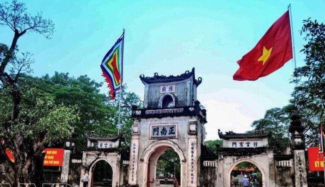 Khu di tích đền Trần - Nam Định