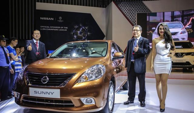 Với mức giá bán chưa tới 500 triệu đồng, Nissan Sunny thực sự là đối thủ cạnh tranh của những dòng xe ở phân khúc sedan hạng B như Toyota Vios, Honda City, Mazda2 hay Suzuki Ciaz.