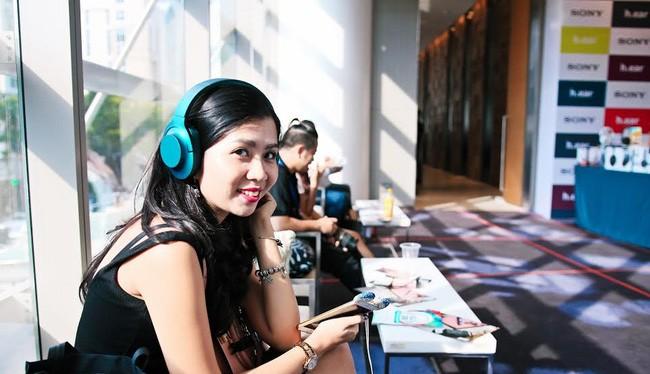 Portable Audio Show mang tới khách tham quan cơ hội trải nghiệm những thiết bị nghe nhạc công nghệ cao
