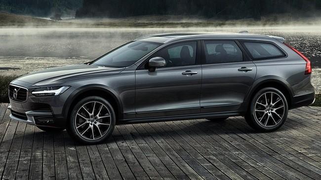Điểm nhấn của Volvo V90 Cross Country nằm ở hệ dẫn động 4 bánh toàn thời gian, chiều cao gầm tăng lên 218 mm và khung gầm tối ưu hóa để phù hợp với mọi loại thời tiết cũng như địa hình