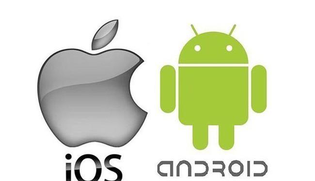 Trận chiến giữa hai nền tảng iOS và Android dường như không bao giờ có hồi kết