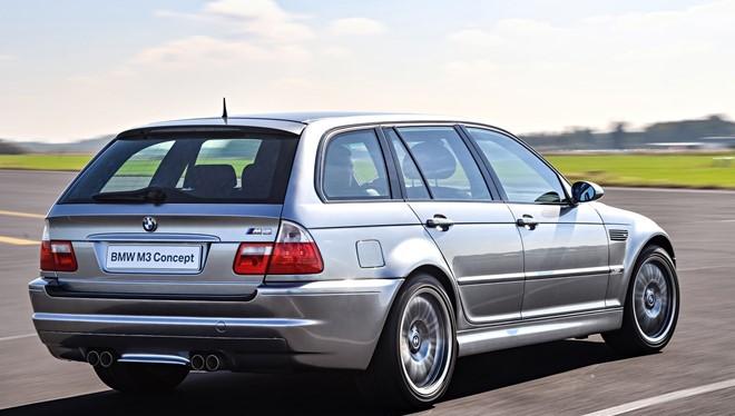 M3 Touring chưa bao giờ được sản xuất hàng loạt.
