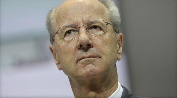 Ông Hans Dieter Poetsch. (Nguồn: AFP/Getty Images)