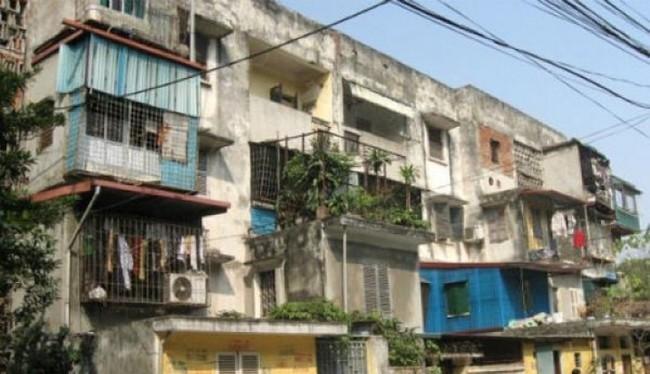 TP HCM còn 474 chung cư cũ xây dựng trước năm 1975.