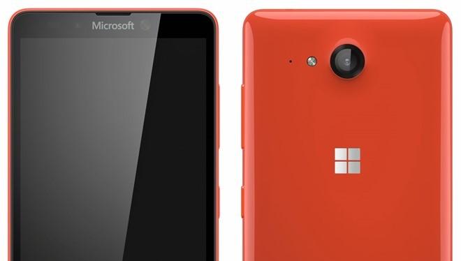 Ảnh Lumia 750. Nguồn: Evan Blass.