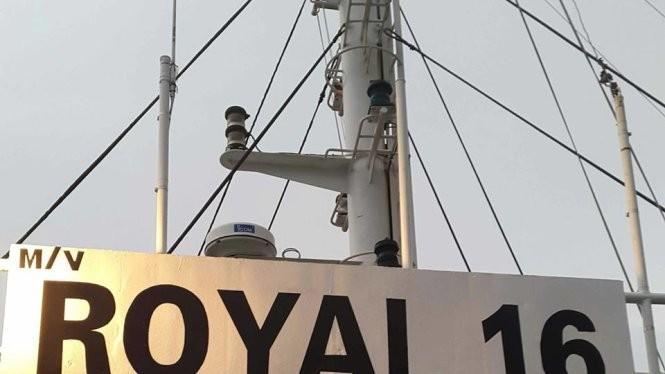 Nhóm tấn công gồm 10 người đã ập lên tàu MV Royale 16 khi tàu đang ở gần đảo Sibago.