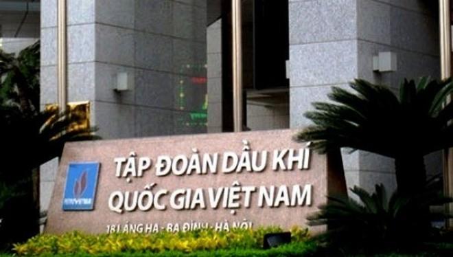 Tổng công ty dầu khí Việt Nam PVN