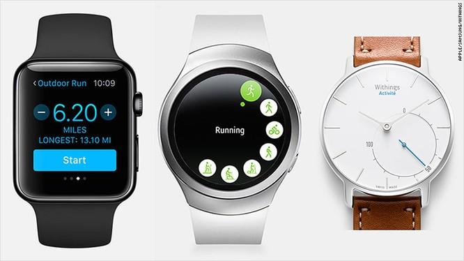 Vẻ hào nhoáng của smartwatch vẫn không thể lôi kéo được người dùng đồng hồ truyền thống