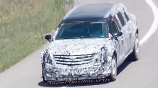 Limousine của tân Tổng thống Donal Trump