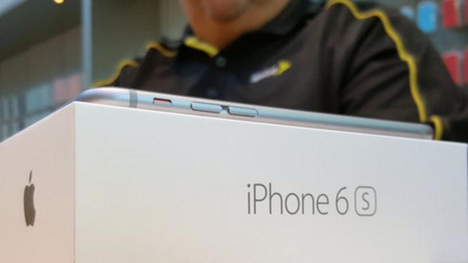 Nhiều iPhone 6, 6s tại Trung Quốc chết bất thường.