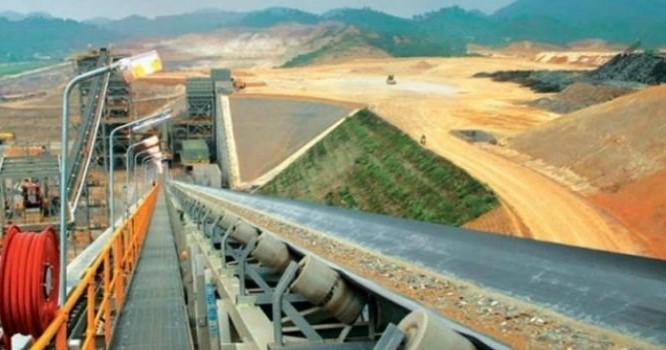 Thanh tra Công ty TNHH Khai thác chế biến khoáng sản Núi Pháo (Thái Nguyên) trong thời gian 45 ngày.