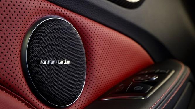 Harman Kardon là thương hiệu âm thanh có tiếng thường được trang bị trên xe sang.