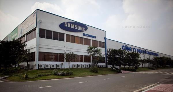 Dự án Trung tâm Nghiên cứu và Phát triển (R&D) của Samsung trị giá 300 triệu USD- (Ảnh minh họa).
